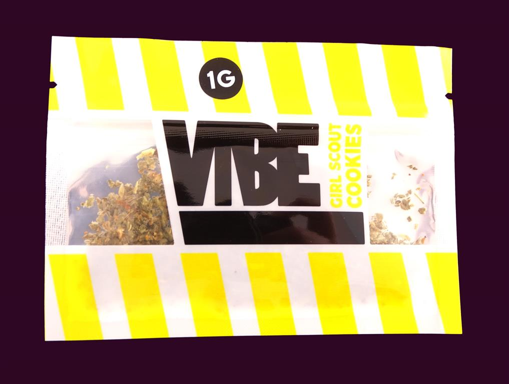 (46) CBD VIBE – Girl Scout Cookies 1g