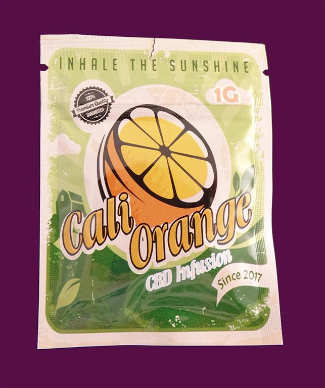 (06) CBD Cali Orange Cbd Infusion 1g