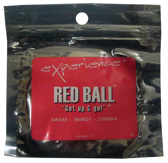 Red Ball-Energy